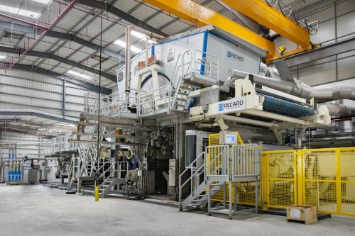 Paper Mill and Tissue Machine