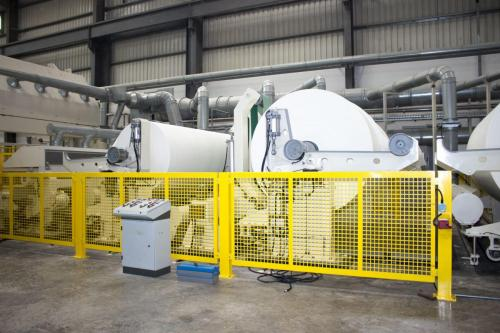 Paper Mill and Tissue Machine – 10