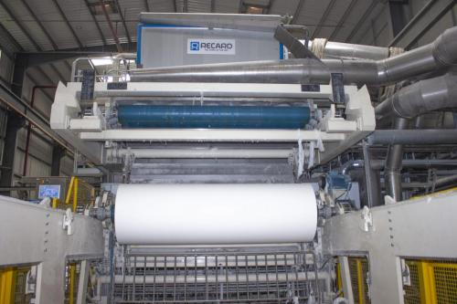 Paper Mill and Tissue Machine – 8