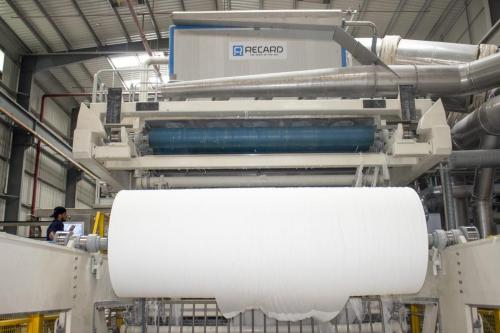 Paper Mill and Tissue Machine – 7