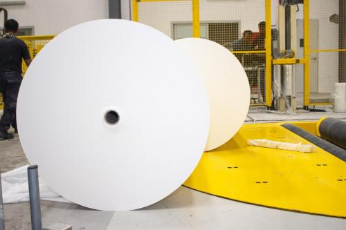 Paper Mill and Tissue Machine – 15