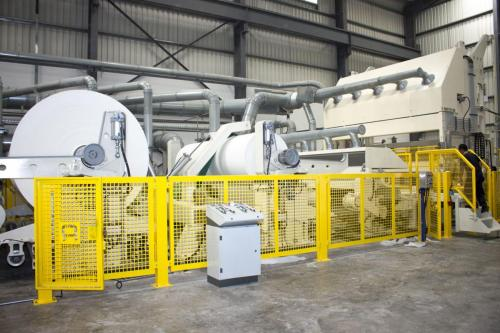 Paper Mill and Tissue Machine – 12