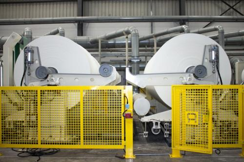 Paper Mill and Tissue Machine – 11